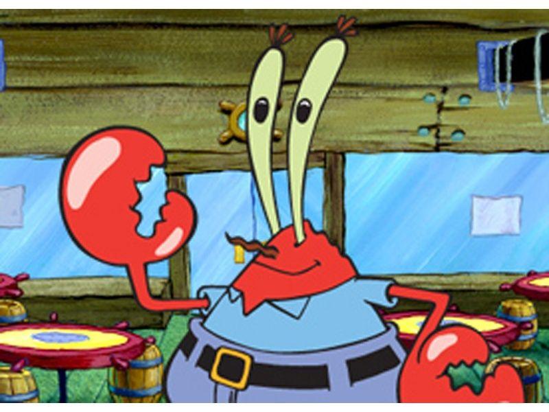 Mr Krabs Wallpaper Mr Krabs Joe Crab Shack Cartoon