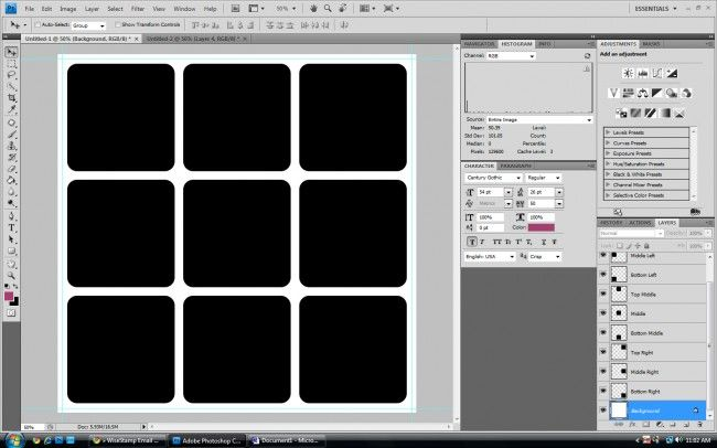 1000+ images about Photoshop templates on Pinterest | Lightroom ...