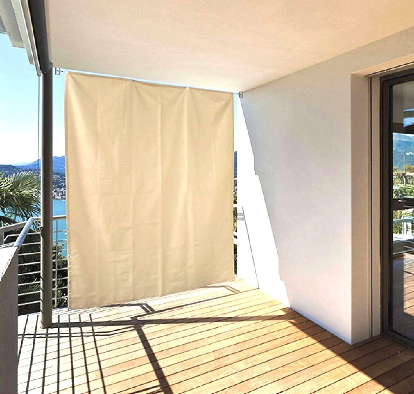 Luxus 40 Zum Senkrechtmarkise Balkon Ohne Bohren