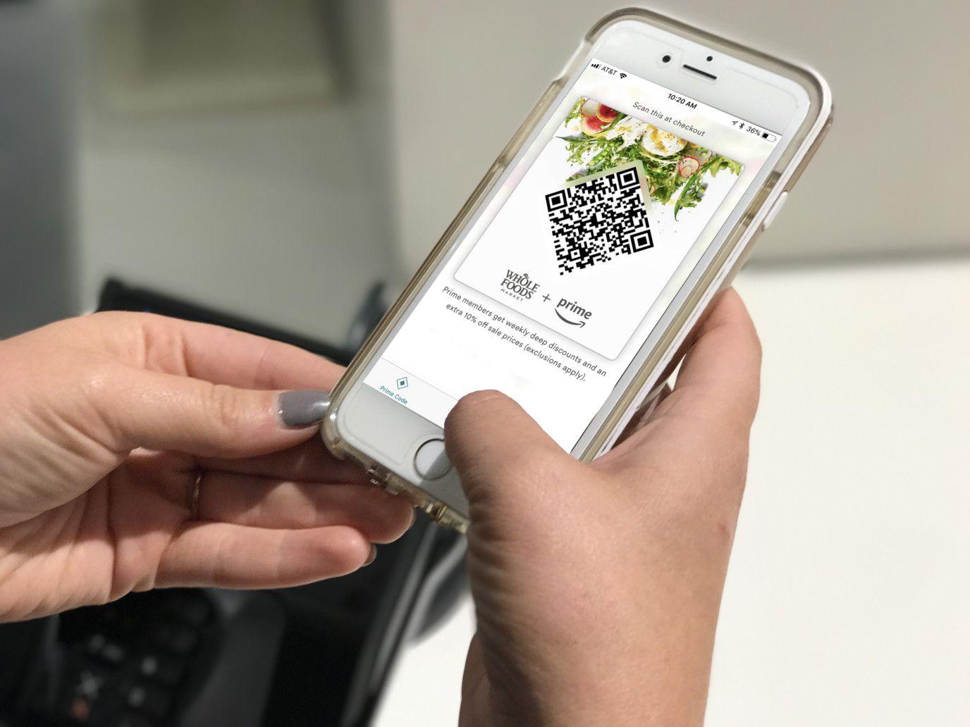 Amazon Prime Members Get Steep Discounts At Whole Foods Whole Food Recipes Whole Foods App Food
