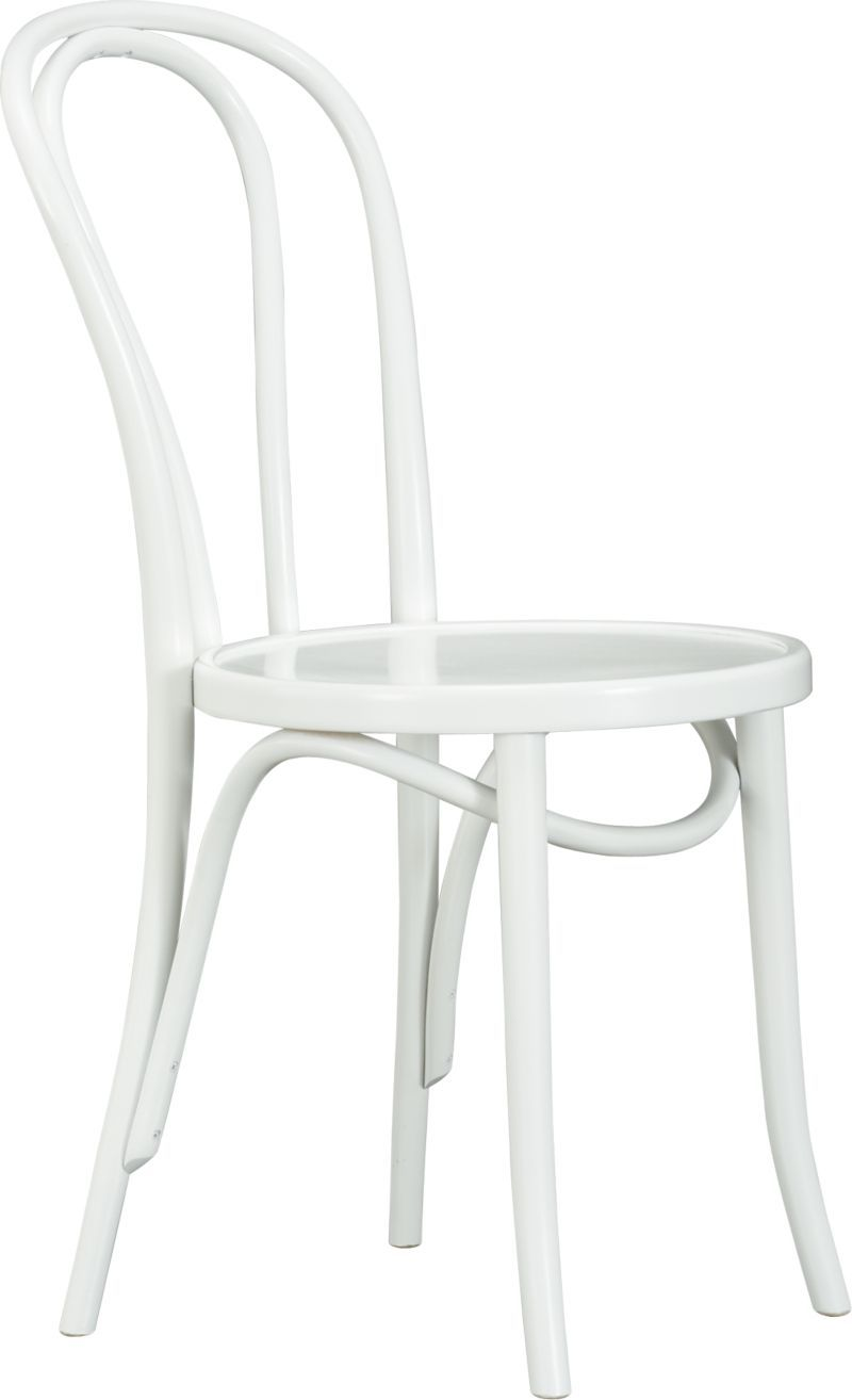 Vienna Side Chair in Dining, Kitchen Chairs | Crate and Barrel ...