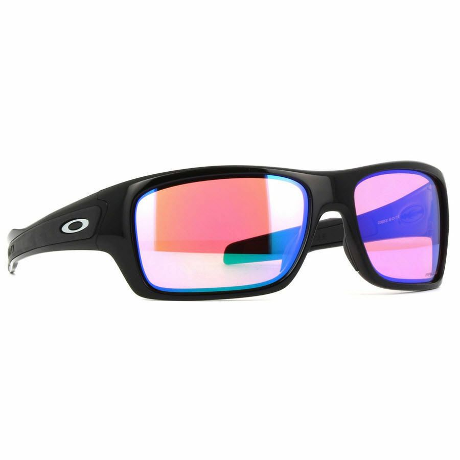 1d9b49910b6b Oakley OO9263-30 Turbine Sunglasses Eyewear Polished Black Frame Prizm Golf  Lens  fashion  clothing  shoes  accessories  mensaccessories ...