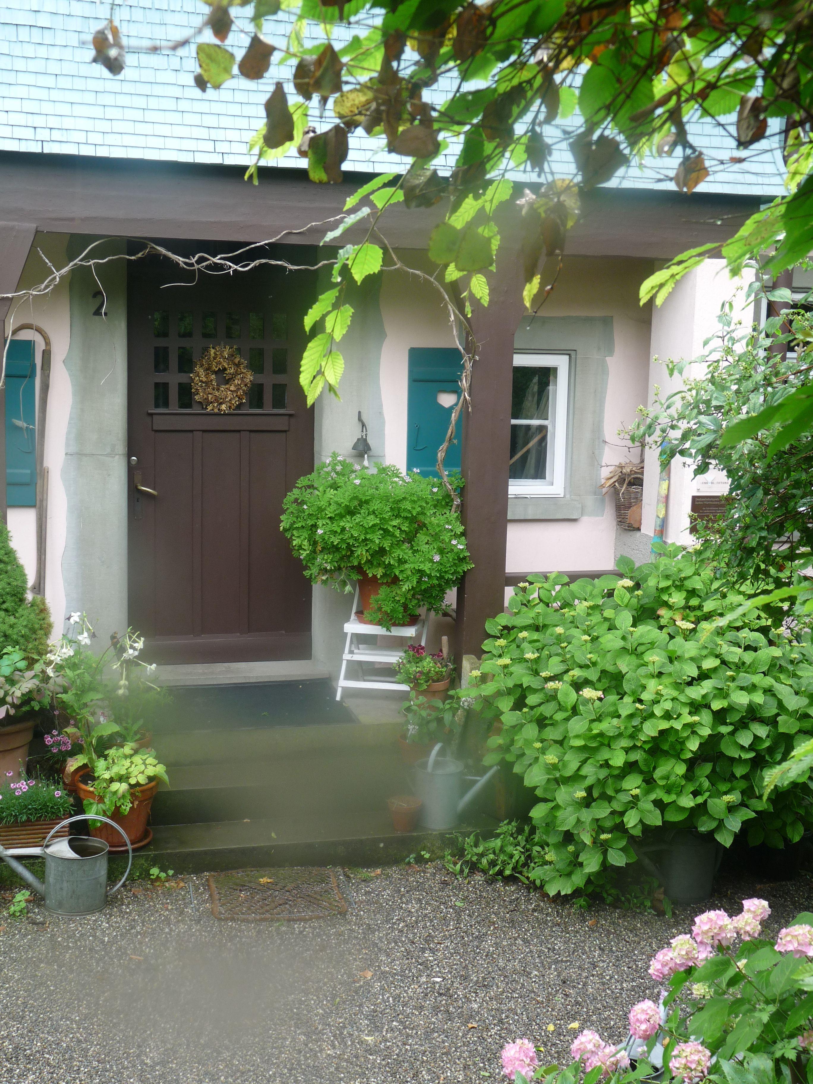 Hermann Hesse Haus, Gaienhofen, Germany.,♔...