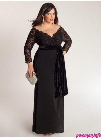 فساتين سهرة فساتين سمينات للسهرة Plus Size Gowns Plus Size Maxi Dresses Plus Size Fashion