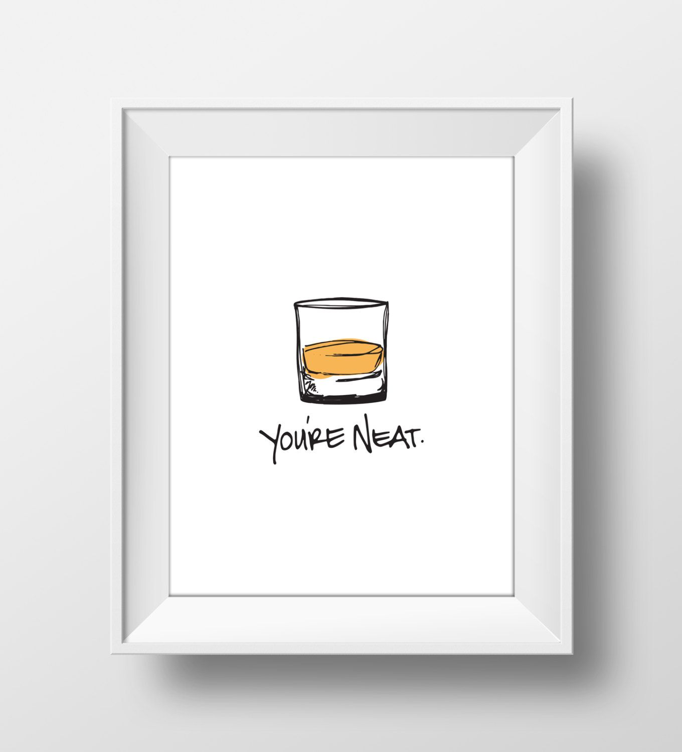 You\'re neat