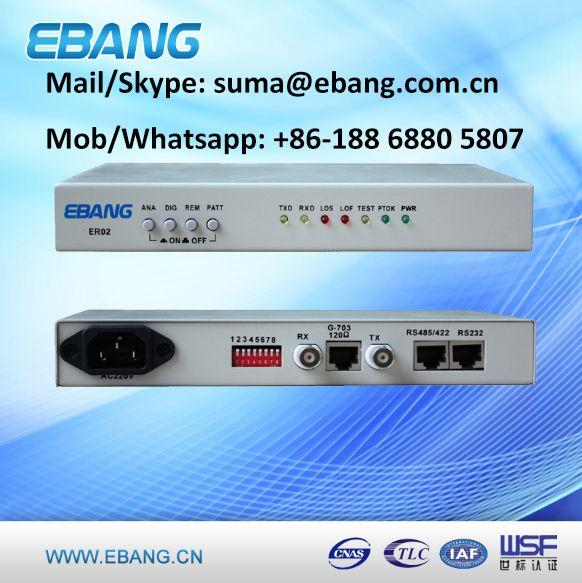 RS232 RS422 RS485 E1 Converter | Protocol Converter