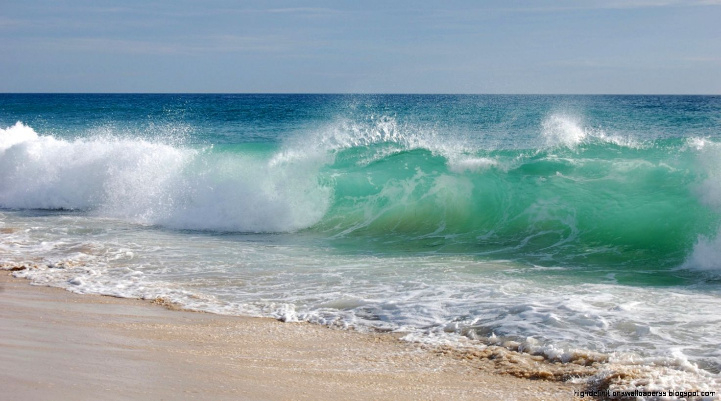Tropical Beach Waves On Waves Beach Wallpapers Hd High Definitions Wallpapers Waves On The Beach Ocean Waves Photography Seascape Photography Wallpaper beach waves sea sand coast