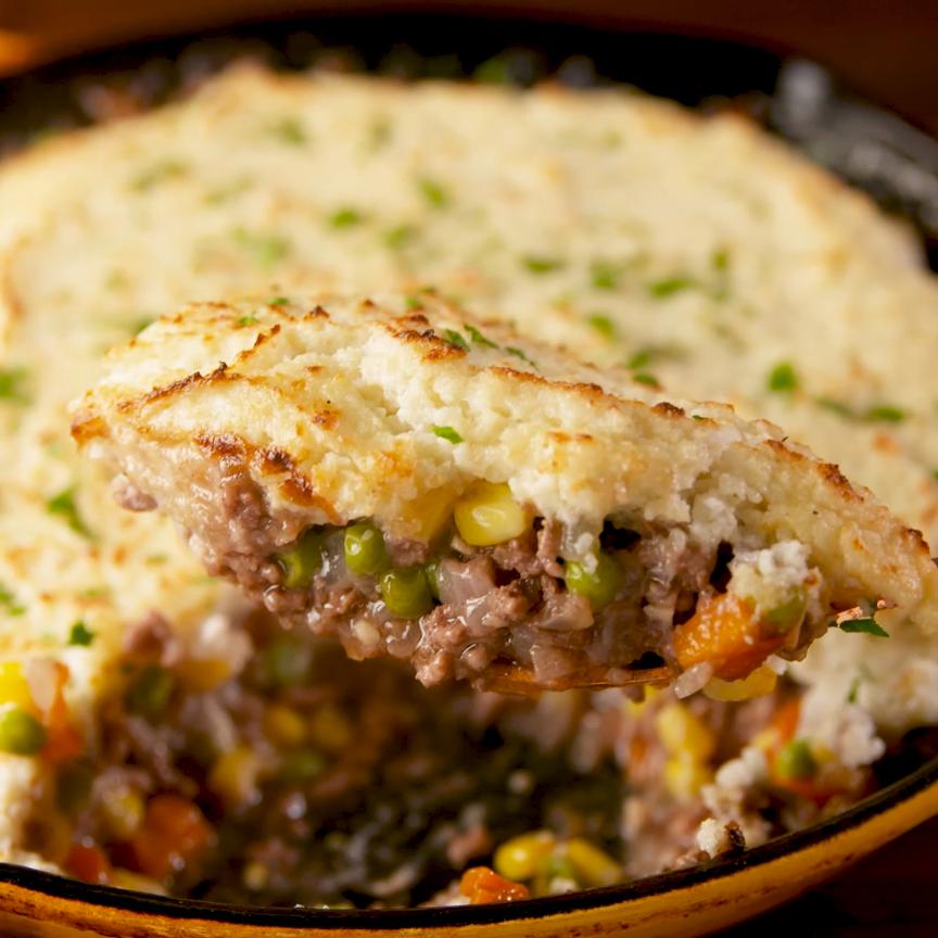 Cauli Shepherd's Pie   Recipe   Low-Carb Recipes + Meals ...