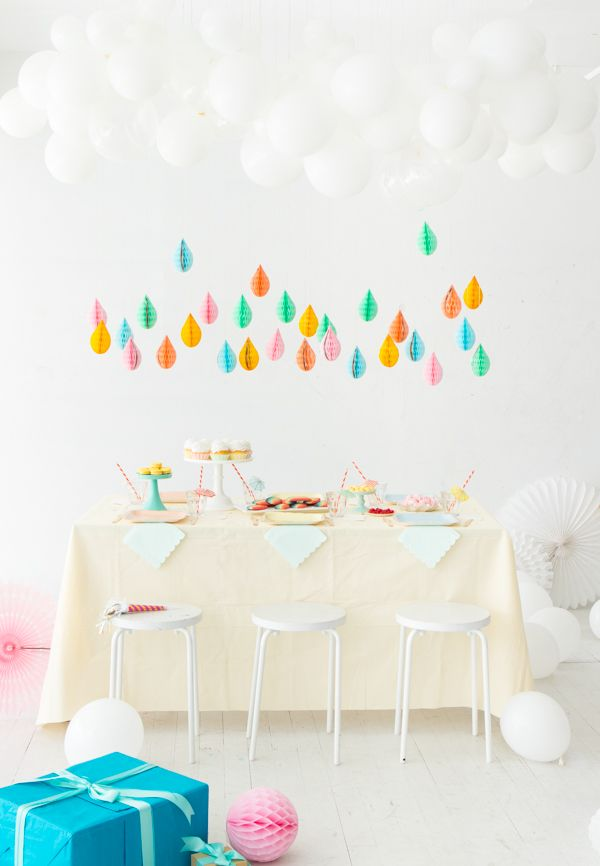 April Baby Showers Oh Happy Day Party Pinterest