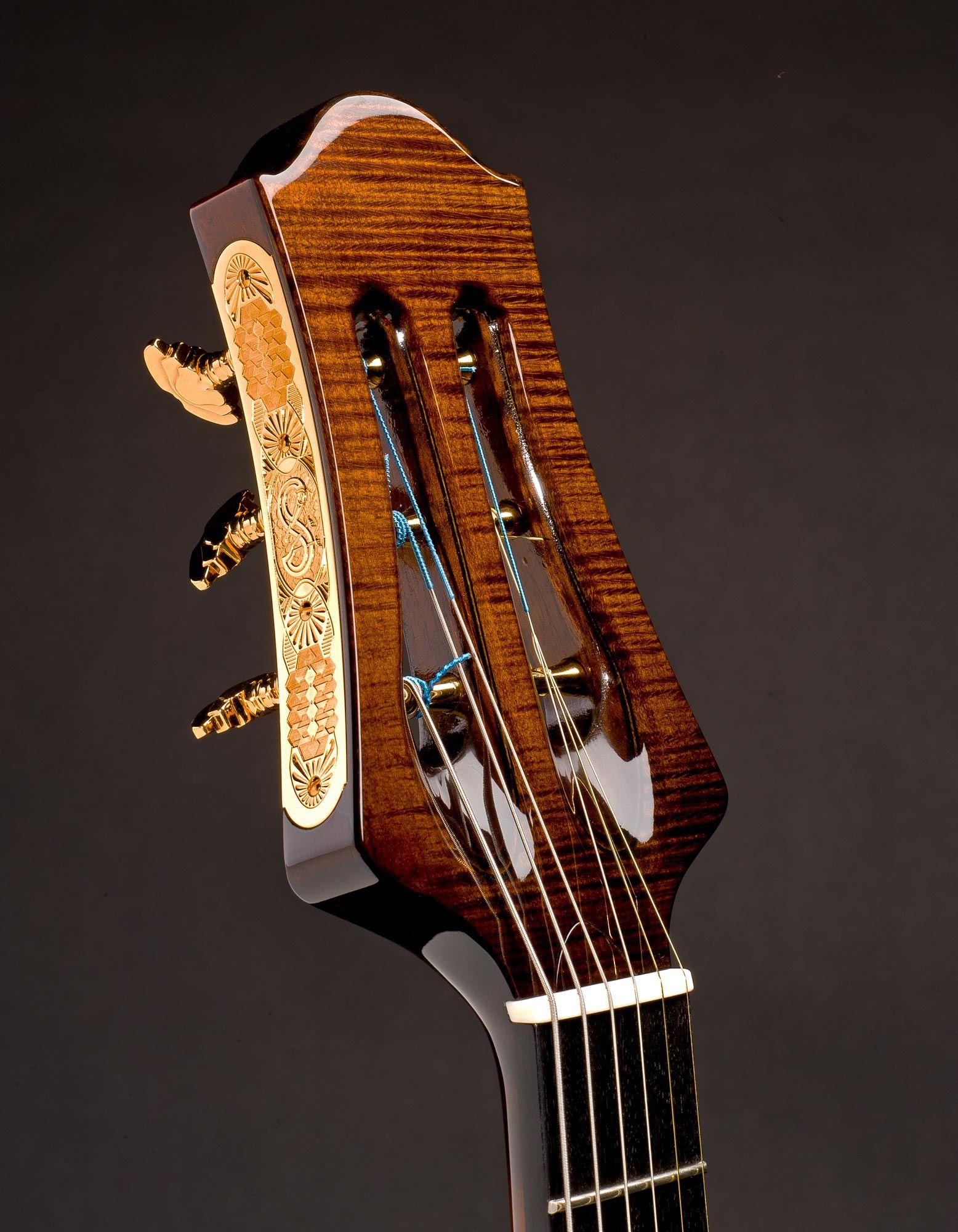 Pin Op Guitar Strings