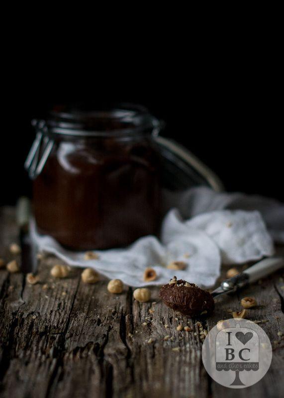 Os acordais de aquel anuncio que decia: leche, cacao, avellanas y azucar? Pues esto es precisamente...