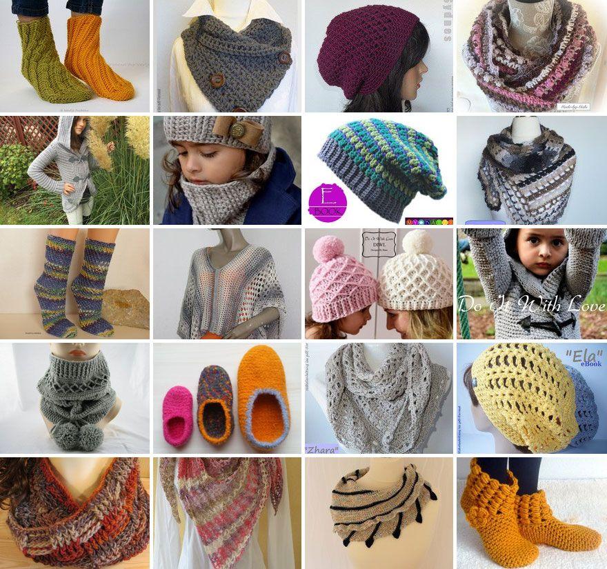 Häkeln: individuelle Kleidung für Damen https://www.crazypatterns ...
