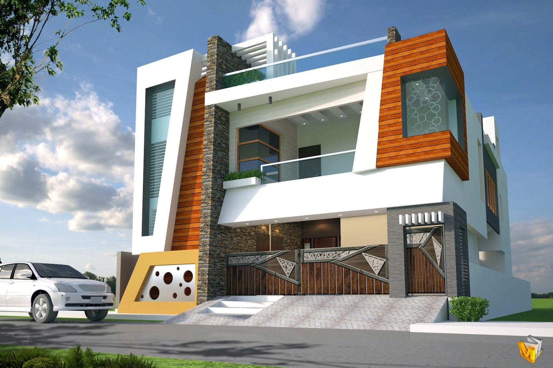 Elevation House Designs Exterior House Exterior Modern House Exterior