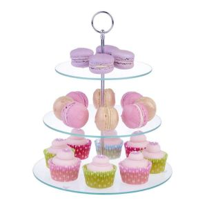 Bakehouse Cake Cup Cake Stands Cupcake Stand Wedding Glass Cake Stand Outdoor Baby Shower Decorations