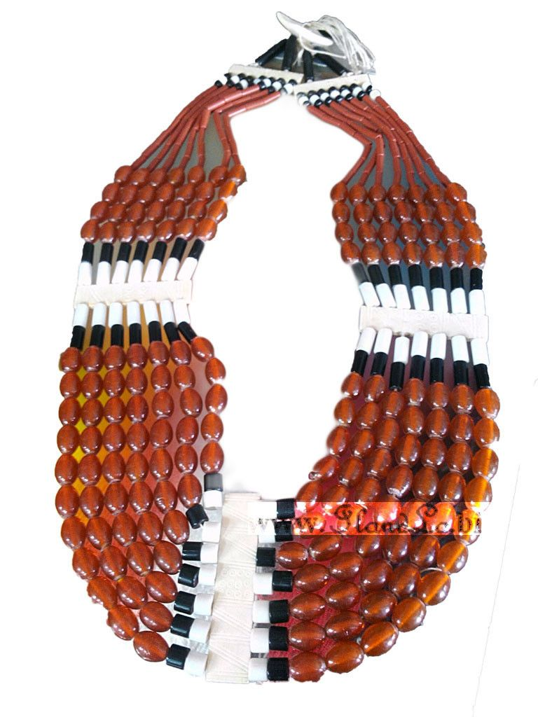 sema traditional necklace