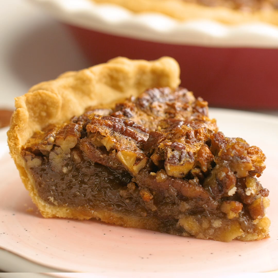 Best Ever Pecan Pie #pecanpierecipe