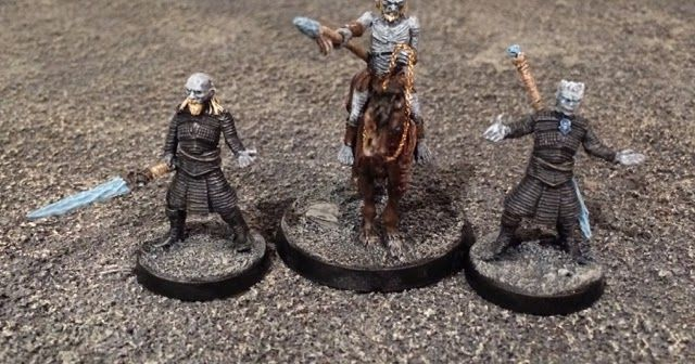 Zomtober Bonus Post The Others White Walker Miniatures