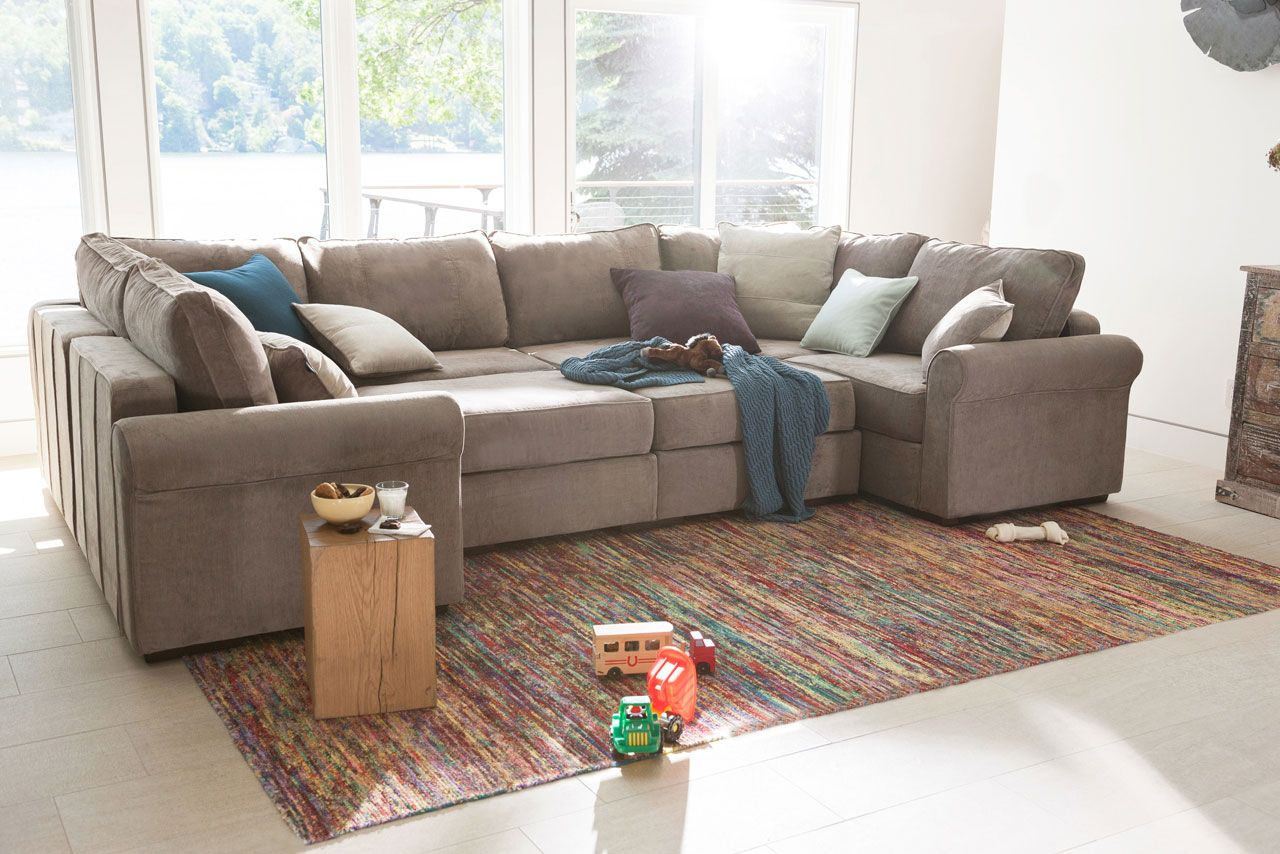 Oversized Modular Sectional Couch Taupe Couch Sectional Couch