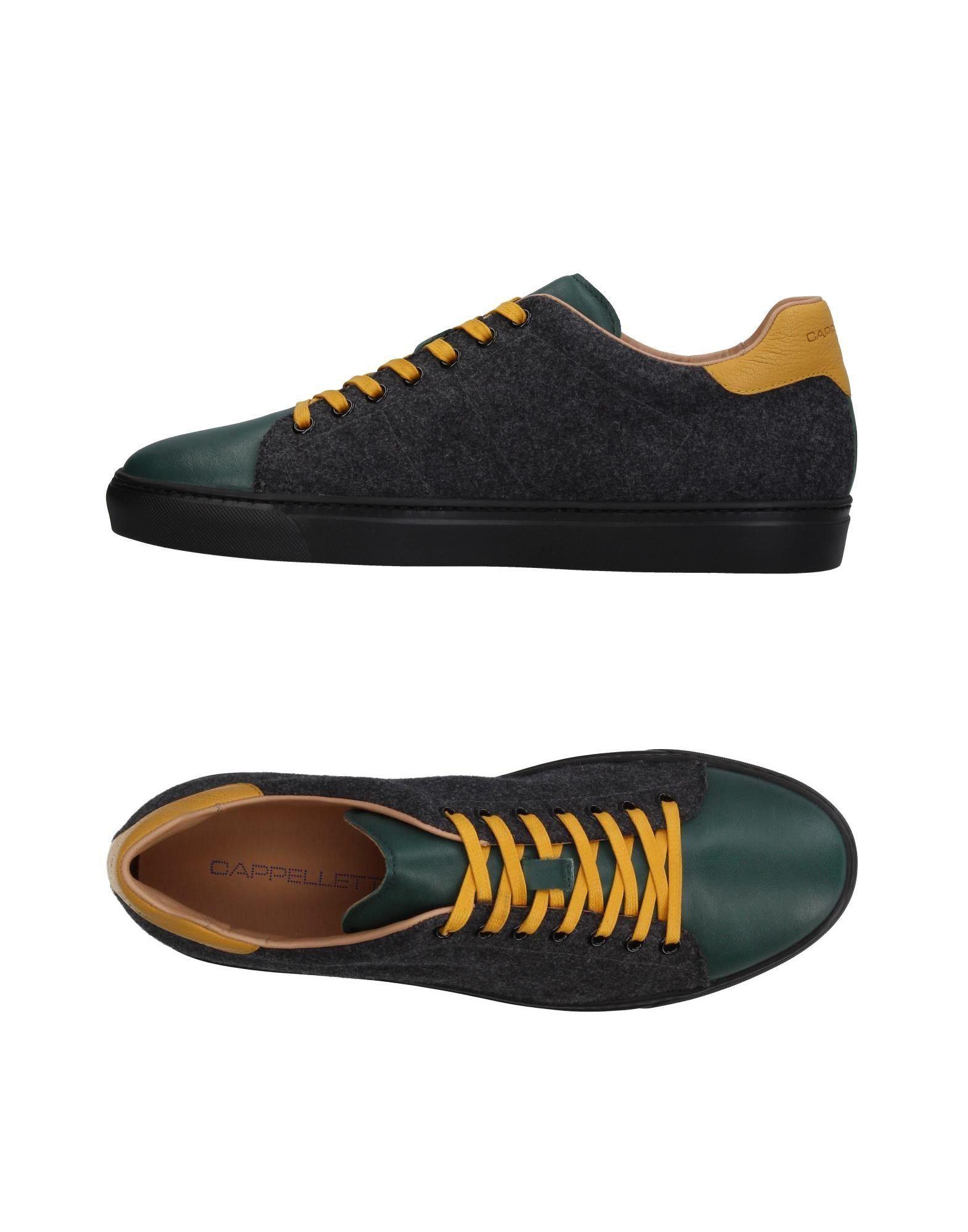 FOOTWEAR - High-tops & sneakers Cappelletti wB9YsgwU