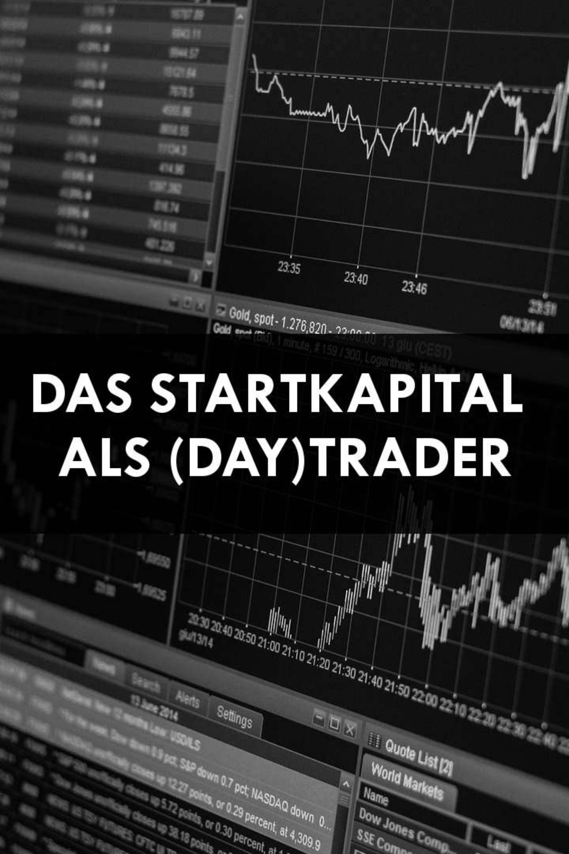 Aktien Startkapital