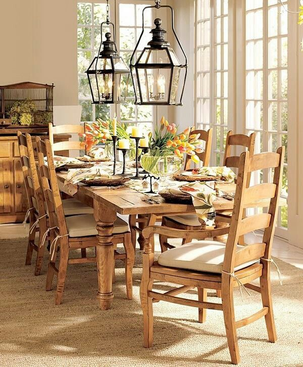Love the look of this dining room House Ideas Pinterest Room