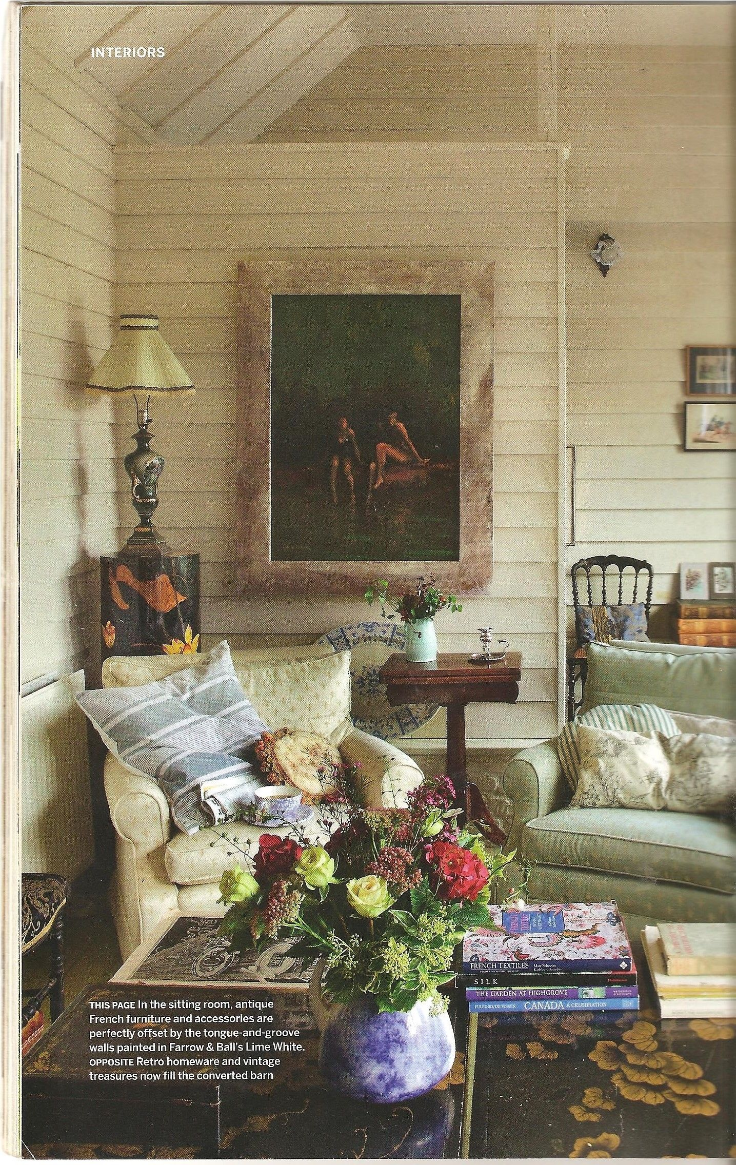Conversion Of Barn In Suffolk From Uk Country Living Cottage Interiors English Country Decor Country Cottage Style