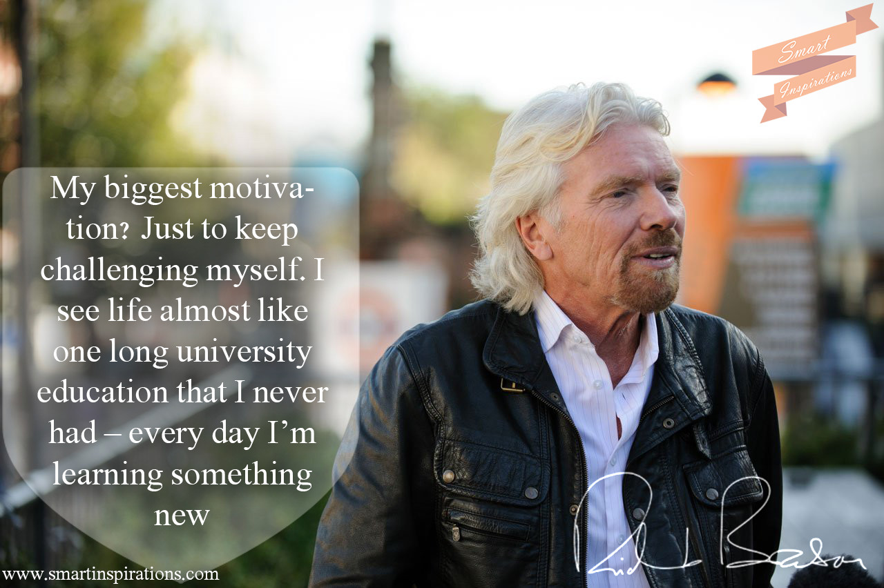 #Sir #Richard #Branson #Motivation - My #biggest # ...