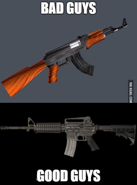 What I learn in Counter Strike