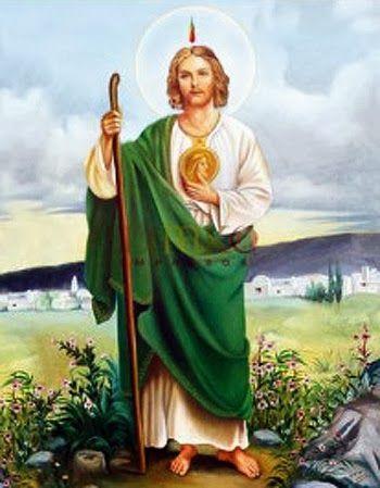 Oración A San Judas Tadeo San Judas Tadeo Oracion San Judas Imagenes De San Judas