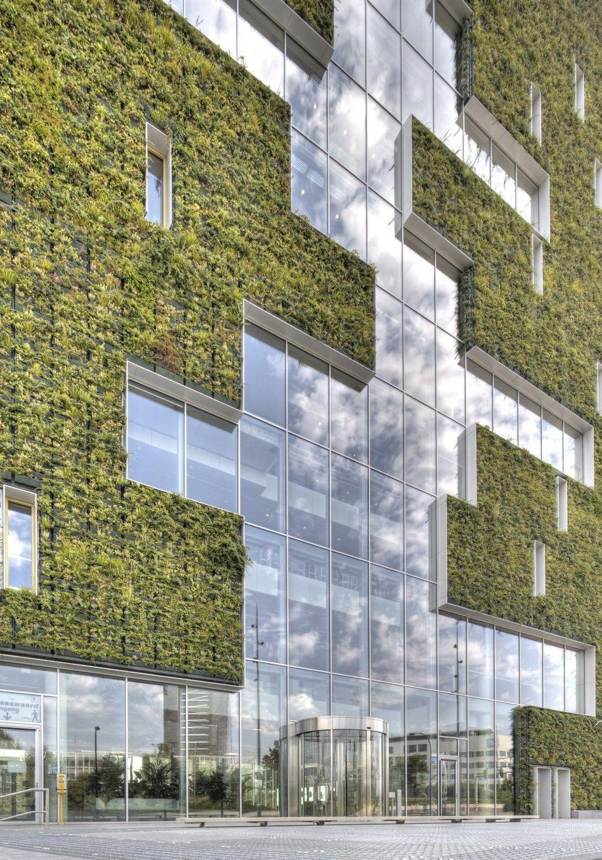 21 Green Building Architecture Concept #architecture