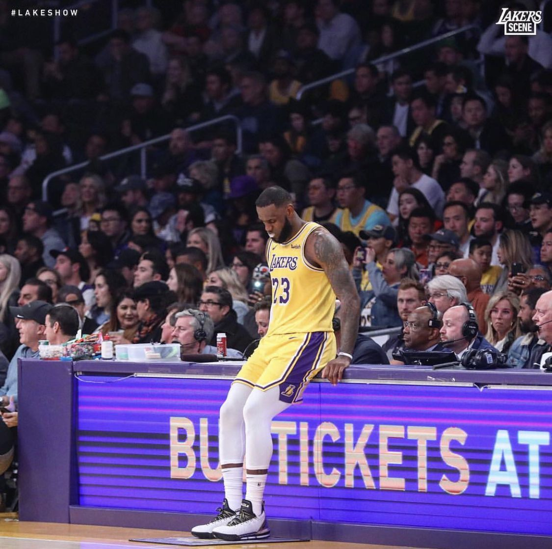 Pin by Jared Christopher on Lebron James Lakers King
