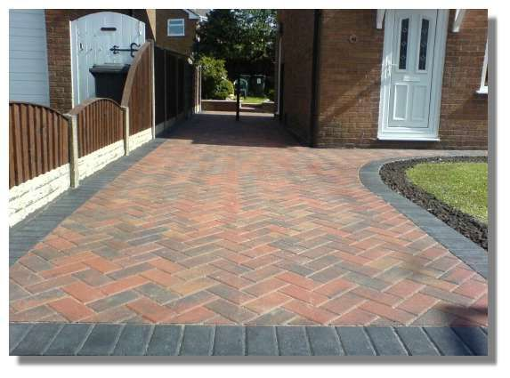 Contemporary Block Paving in Newcastle Reliable North East Block Paving Driveway Pinterest For Your Plan - Amazing paving prices Elegant