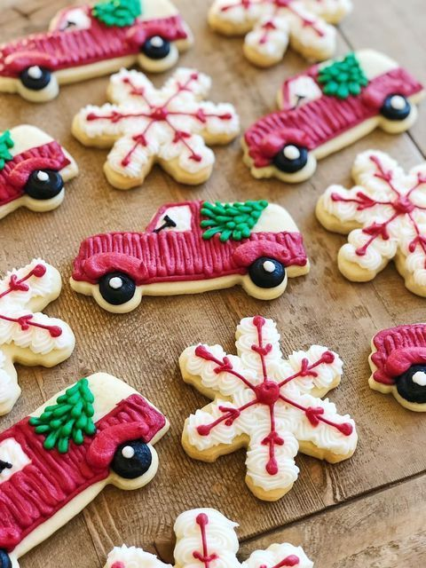 70 Christmas Cookie Recipes Santa Won't Be Able to Resist - Christmas Recipes -