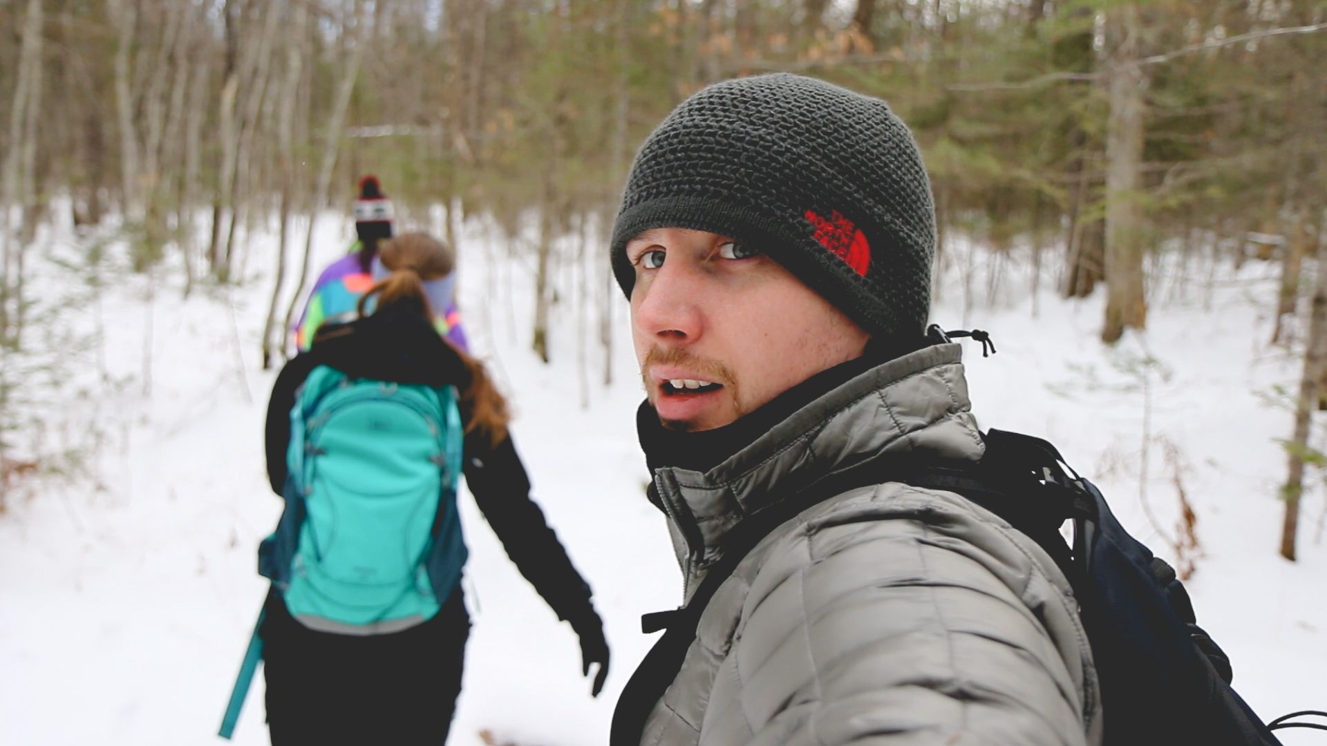 3bf7b16922f Hiking in the backwoods of Maine on New Years Weekend | Discover the ...