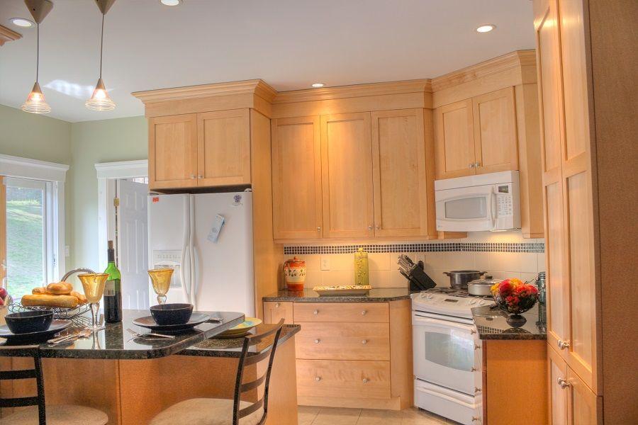 Concord Birch Kitchen | Kitchen remodel, Traditional ...