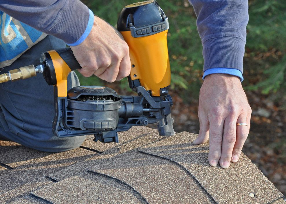 Best Roofing Nailer For The Money Coil & Cordless 2020
