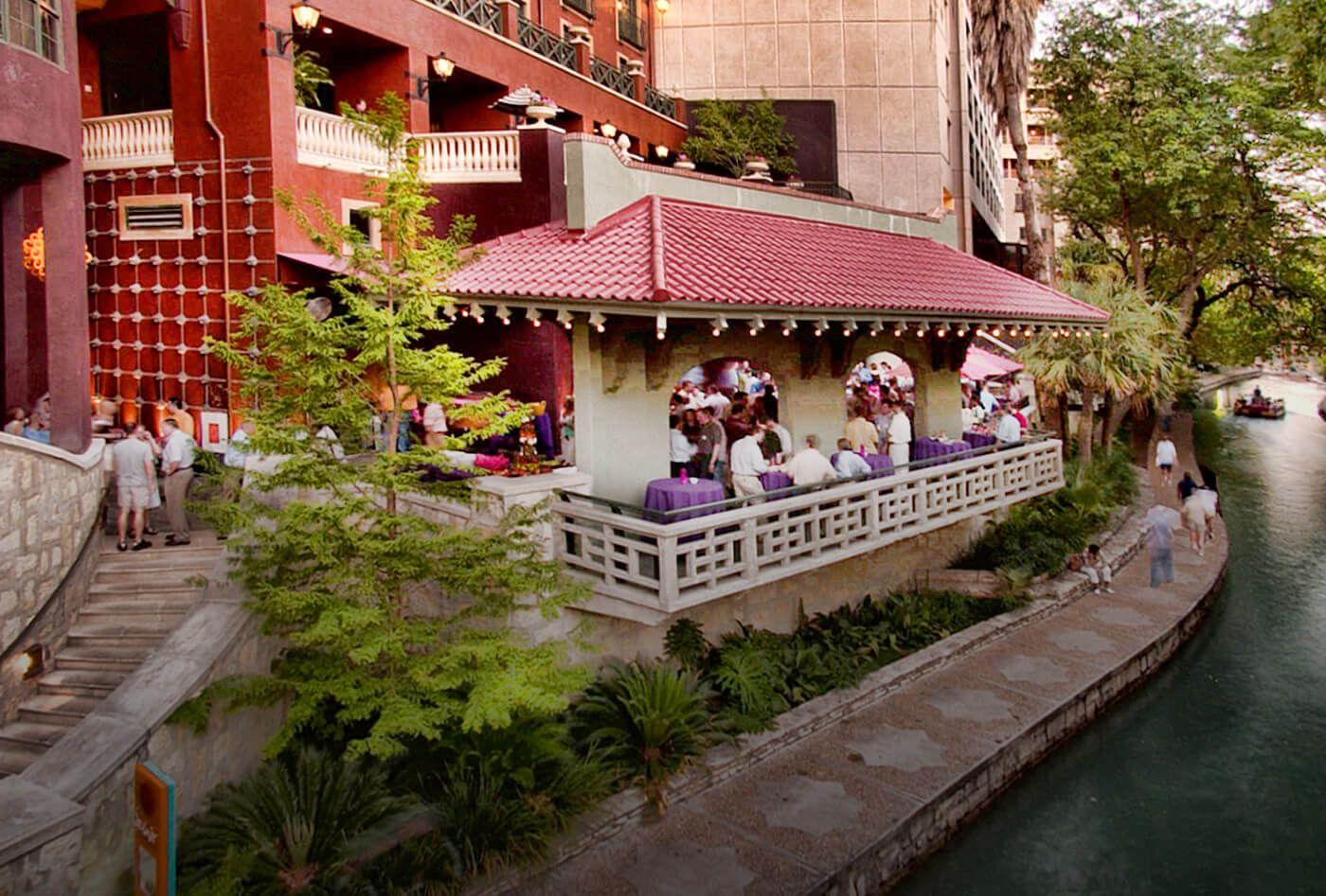 Acenar hotmex coolbar restaurant san antonio river