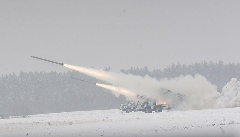SOV - 9K58 Smerč (BM-30) : SSSR / Nástupnické státy SSSR (SOV)