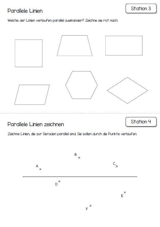 grundschule material kostenlos arbeitsbl tter mathe mathe geometrie und kostenlose. Black Bedroom Furniture Sets. Home Design Ideas