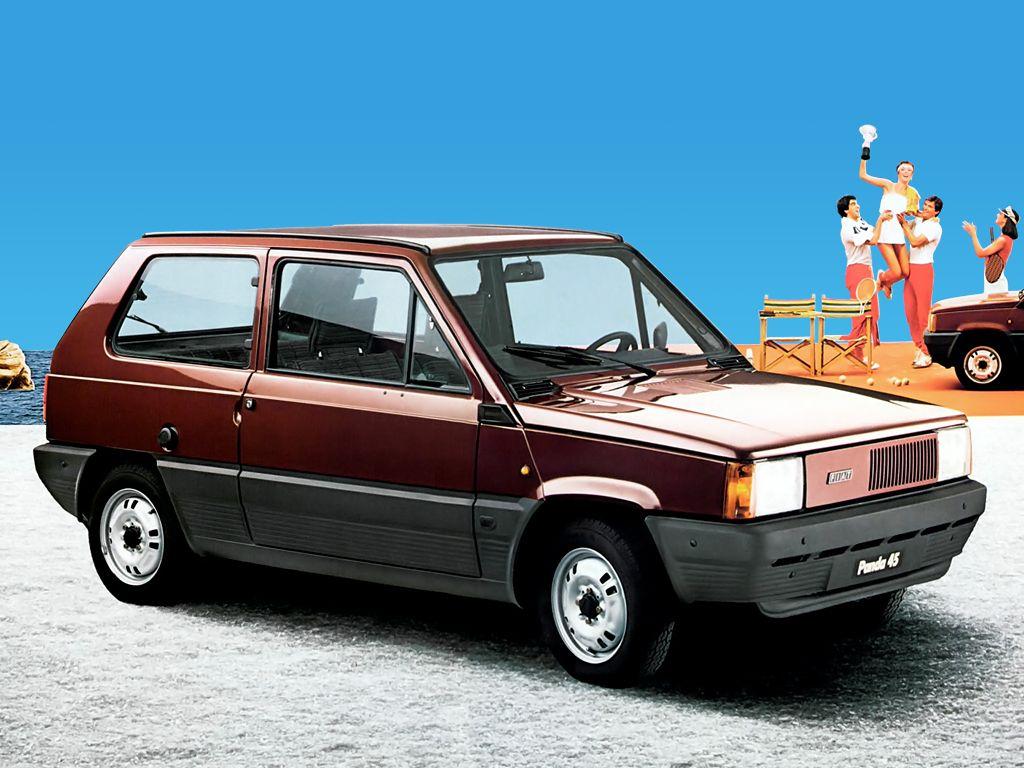 Fiat Panda Series 1