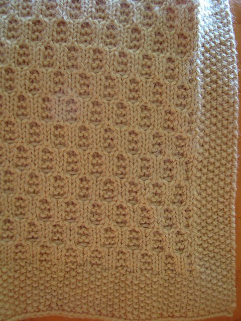 As Sweet As Honey Baby Blanket pattern by Anjali M | Blanket ...