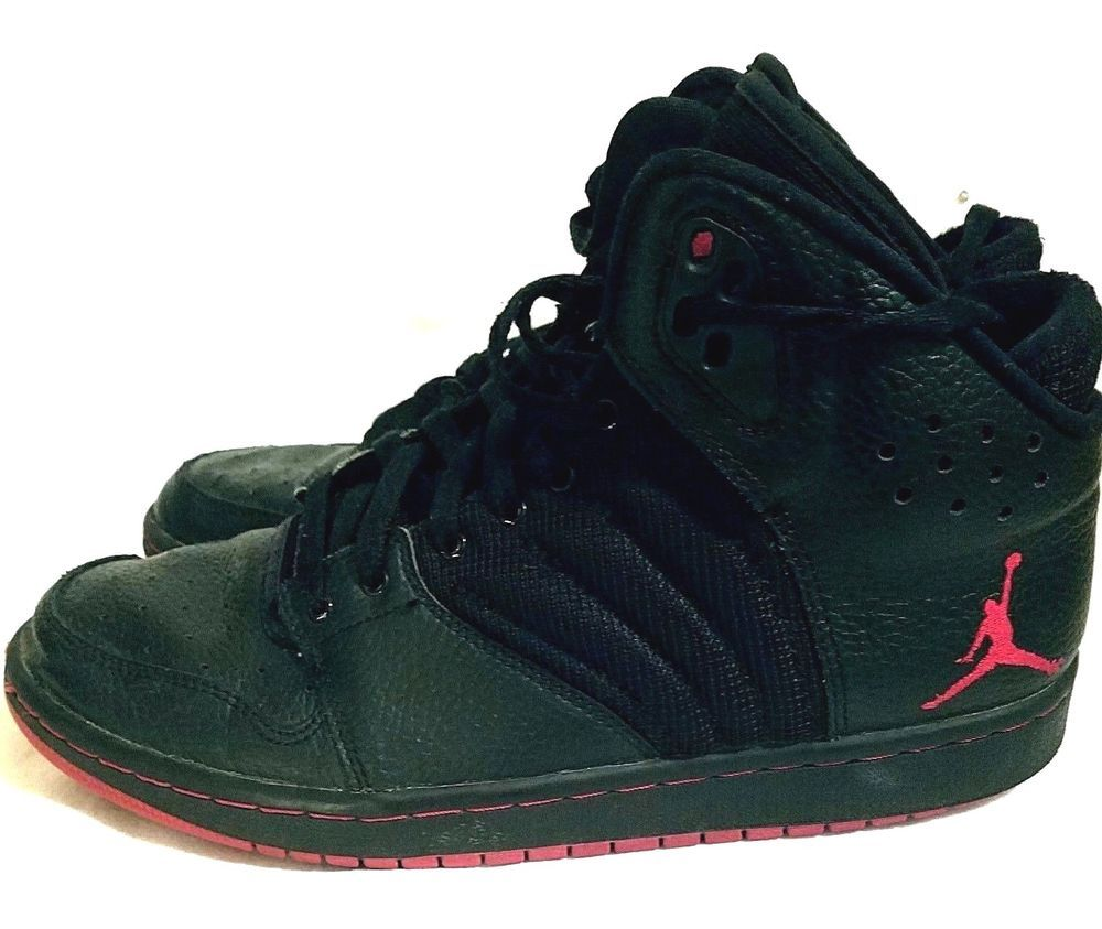 get cheap 5a5a8 32fb1 Nike AIR JORDAN 1 Flight 4 Premium Basketball Shoes 838818 060 Black Size 9   Nike  BasketballShoes