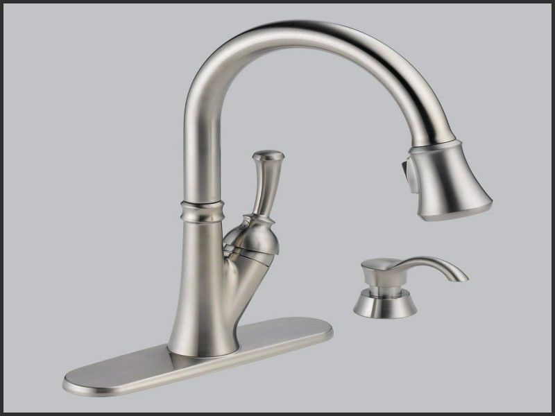 Lovely Used Delta Kitchen Faucets #bathroomfaucetscostco Bathroom