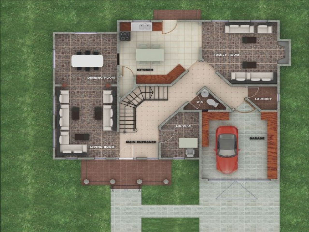 American Small House Design Modern Small House Plans American Cool American Home Plans Design Square House Plans New House Plans American Style House