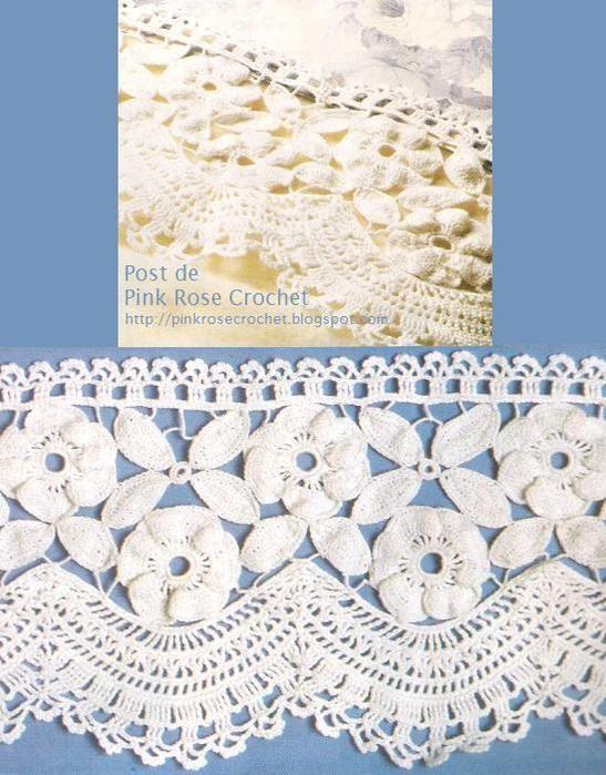 547x699, 73Kb) | Vestidos de novia en crochet | Pinterest | Adornar ...