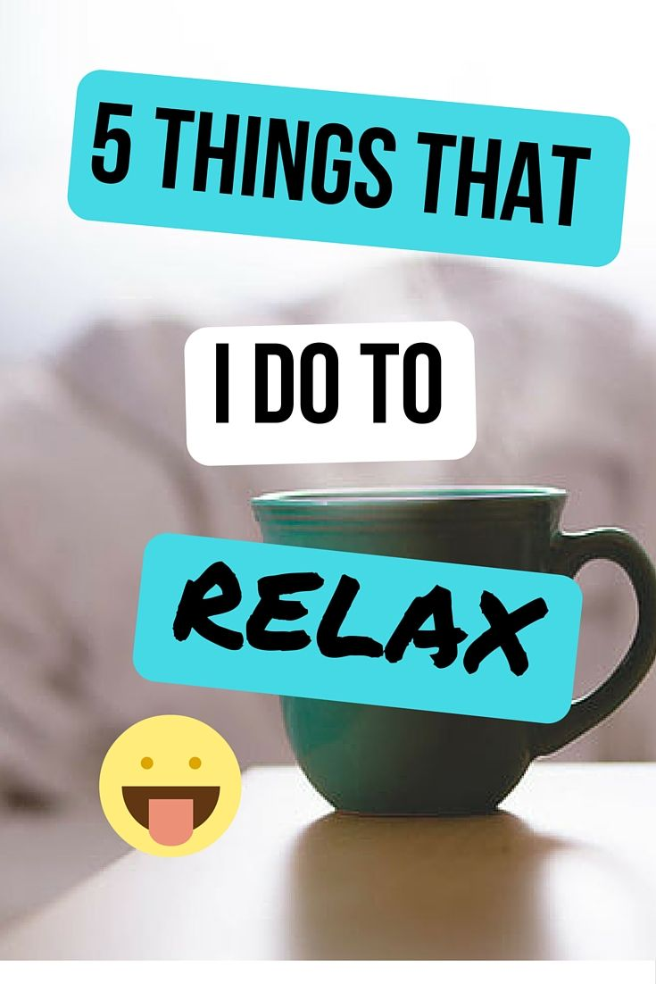 Image result for Top 5 ways to relax after work!