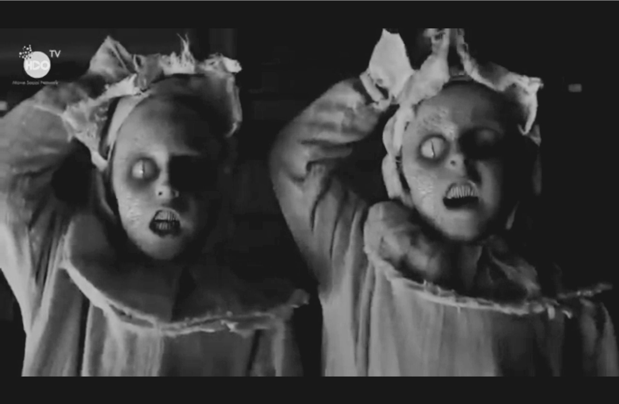 The Twins Faces Miss Peregrines Home For Peculiar Miss Peregrine S Peculiar Children Peculiar Children