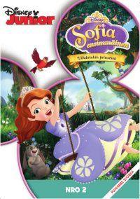 Sofia Ensimmäinen - Vihdoinkin Prinsessa 9.95€ toiveena olisi kaikki ykkösestä lähtien