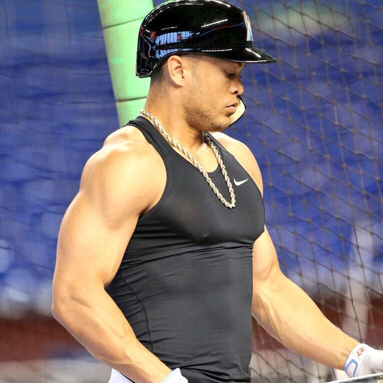 Giancarlo Stanton Of Miami Marlins Says He S Recovering: I Love The Red Sox More Than I Love Myself