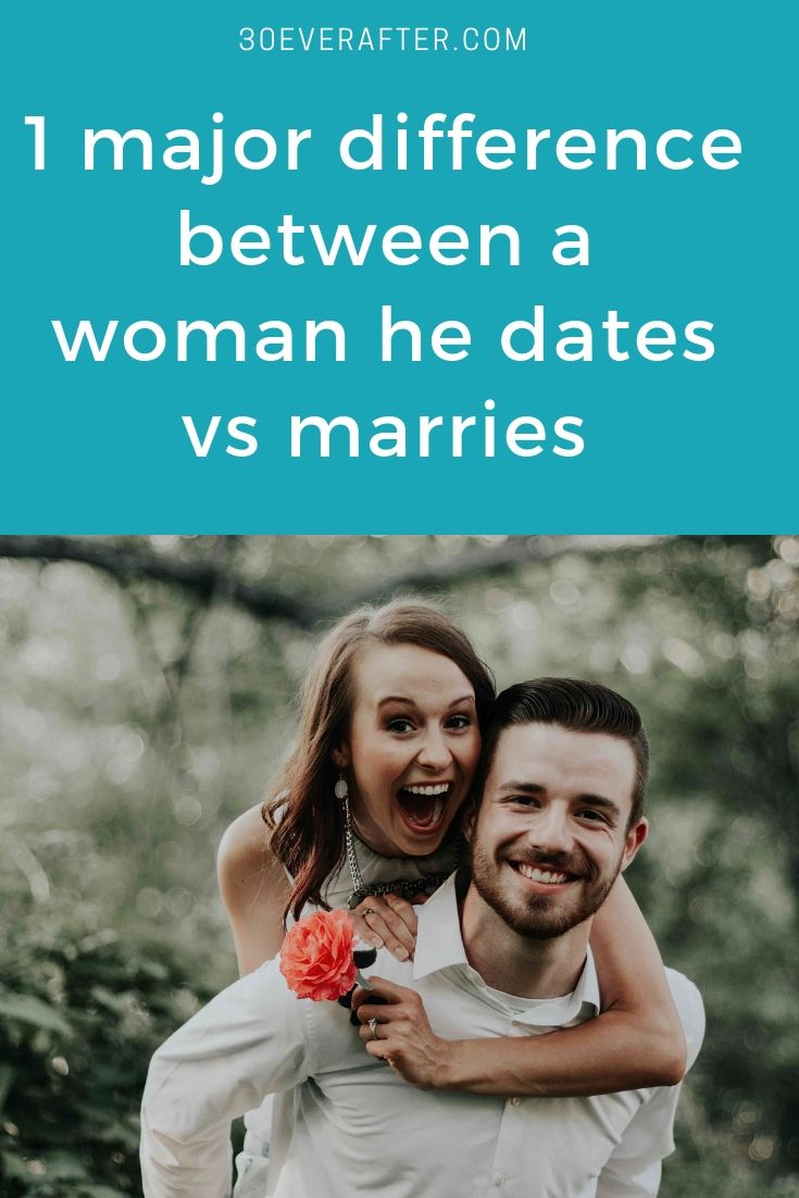 difference between dating and a romantic relationship